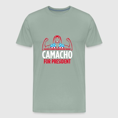 Camacho For President - Men's Premium T-Shirt