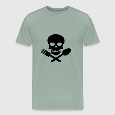 pirate cook - Men's Premium T-Shirt