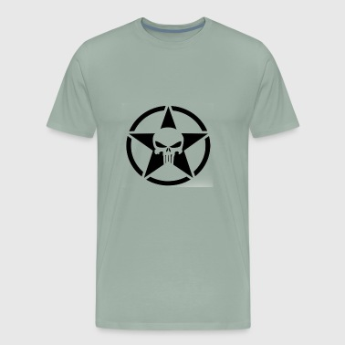 Shull Design with Star - Men's Premium T-Shirt