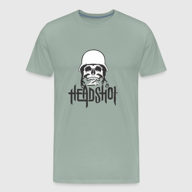 head shot - Men's Premium T-Shirt