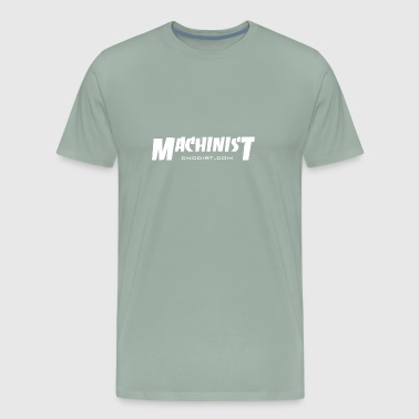 Machinist - Men's Premium T-Shirt