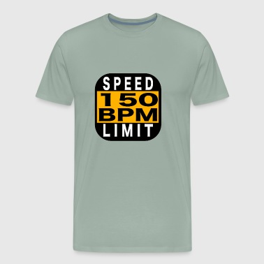 SPEED LIMIT 150 - Men's Premium T-Shirt