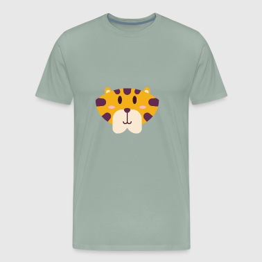 Baby Tiger - Men's Premium T-Shirt