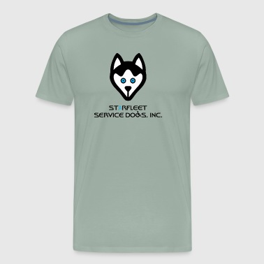 Starfleet Service Dogs, Inc. - Men's Premium T-Shirt