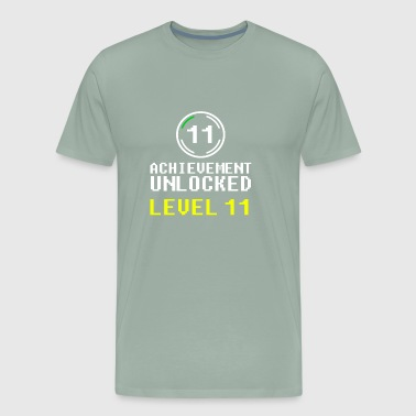 achievement unlocked level 11 - Men's Premium T-Shirt