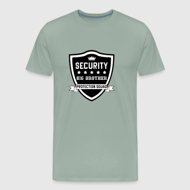 security big brother - Men's Premium T-Shirt