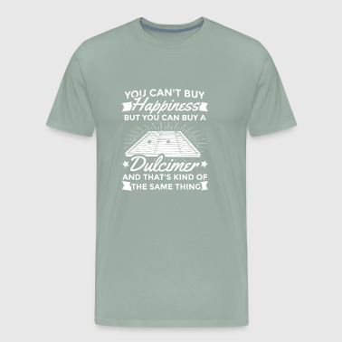 Dulcimer is happiness music T Shirt - Men's Premium T-Shirt