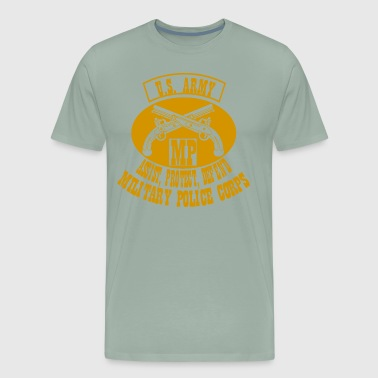 U s Army Military Police Corps - Men's Premium T-Shirt