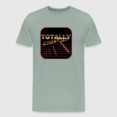 TOTALLY EIGHTIES - Men's Premium T-Shirt