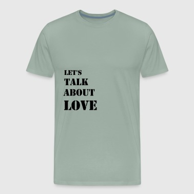 LOVE Theme - Men's Premium T-Shirt
