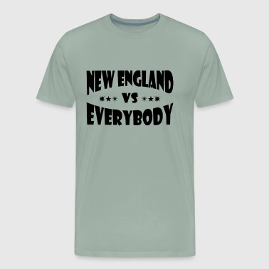 New England Vs Everybody - Men's Premium T-Shirt