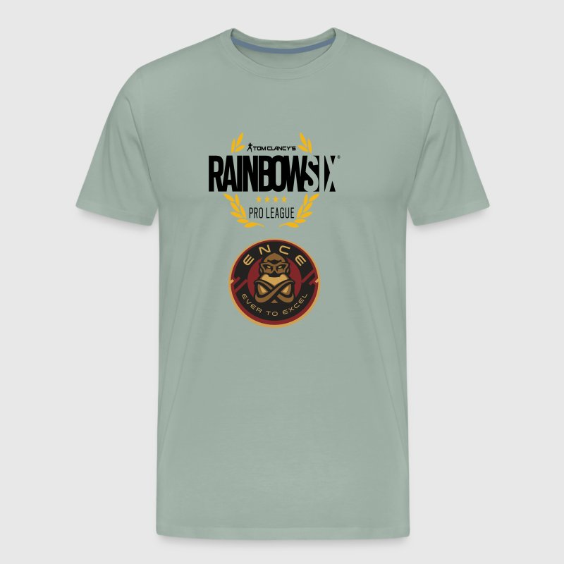 Rainbow Six Siege Pro League Ence T-Shirt - Men's Premium T-Shirt