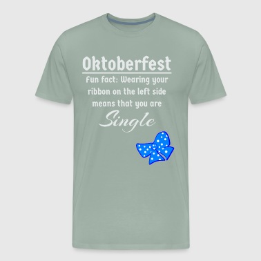 Oktoberfest Bavaria Fun Fact - Men's Premium T-Shirt