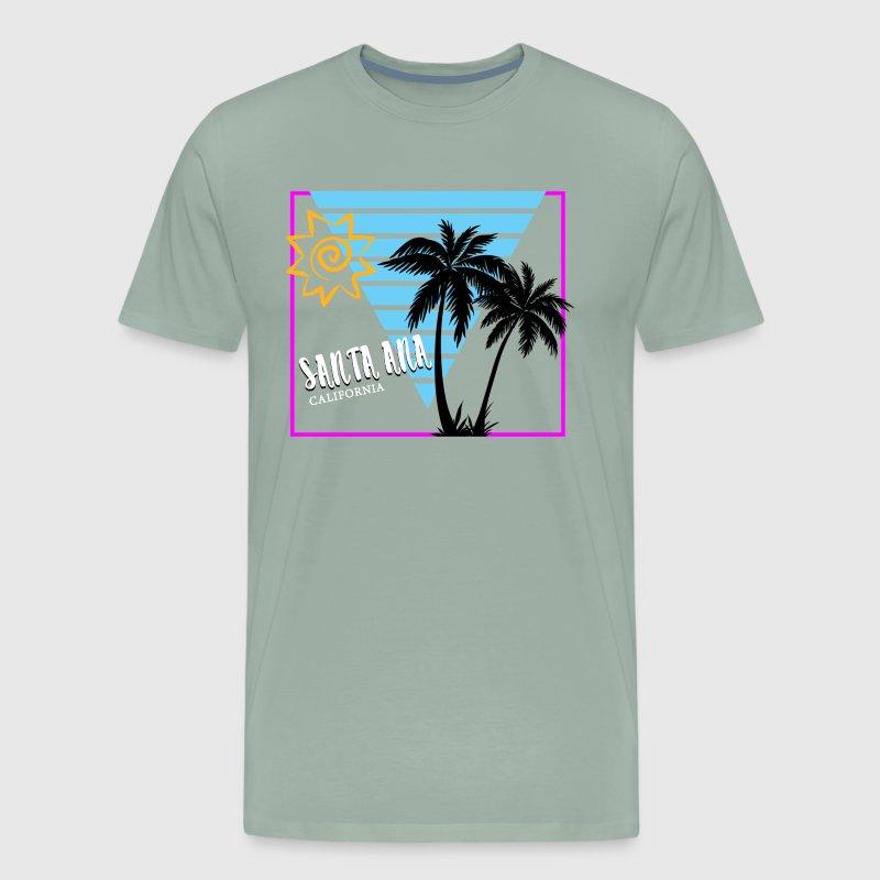 Santa ana california sun palms souvenir by koolmo dee for Sun t shirts sunland california