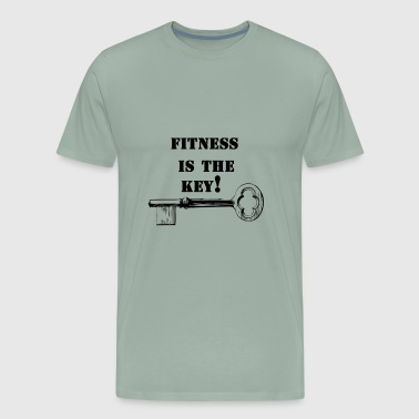 fitness - Men's Premium T-Shirt