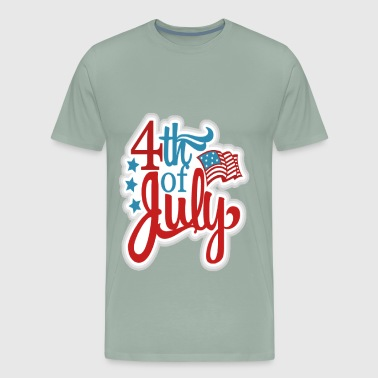 Independence Day T-shirt - Men's Premium T-Shirt