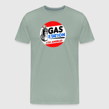GAS STATION - Men's Premium T-Shirt