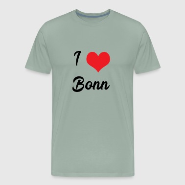 I love Bonn - Men's Premium T-Shirt