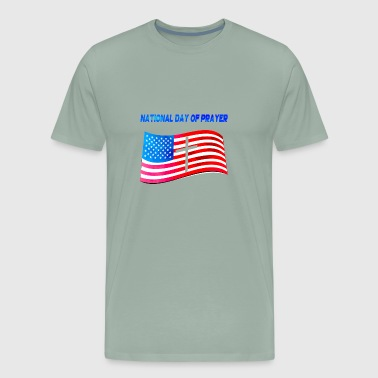 Apparel for National Day Of Prayer National Day Of - Men's Premium T-Shirt