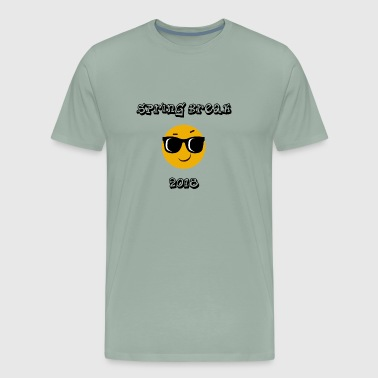 Spring Break 2018 Party - Men's Premium T-Shirt