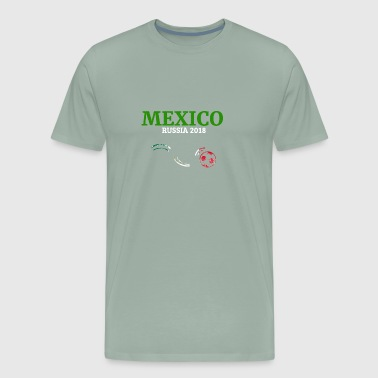 Mexico Soccer Mex champion - Men's Premium T-Shirt