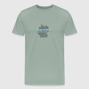 Called To Serve Select To Serve - Men's Premium T-Shirt