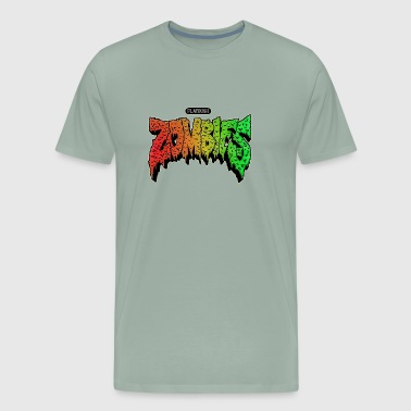 Flatbush Zombies FLATBUSH ZOMBIES Hip Hop - Men's Premium T-Shirt