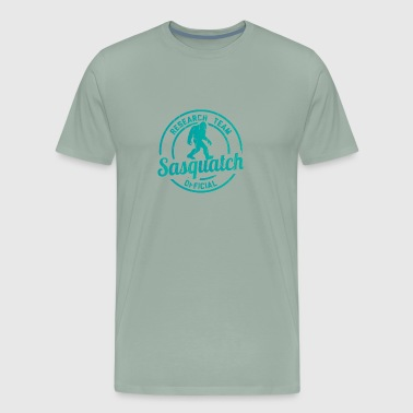 Sasquatch - Men's Premium T-Shirt