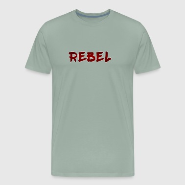 Yell REBEL - Men's Premium T-Shirt