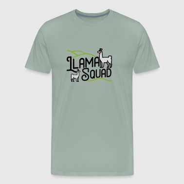 Llama Together Wear - Men's Premium T-Shirt
