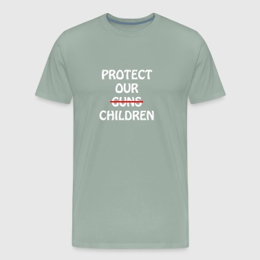 Protect Our Children - Men's Premium T-Shirt