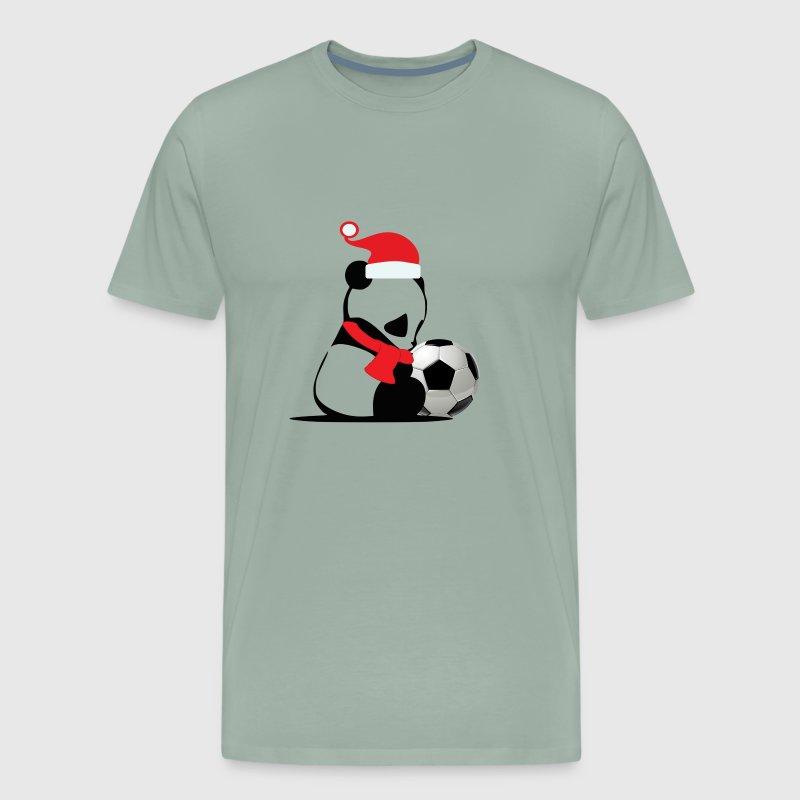 Cutest Girls & Womens Christmas Gift The Christmas Panda Soccer Gift ...