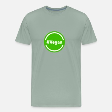 Meatfree vegan - Men's Premium T-Shirt