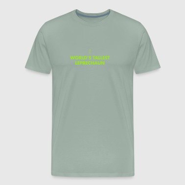 Tallest Leprechaun - Men's Premium T-Shirt