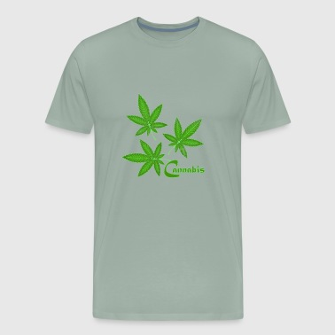 Cannabis - Men's Premium T-Shirt