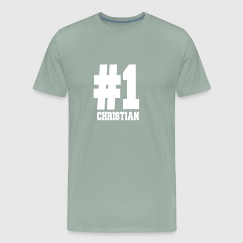 Number 1 Christian T Shirts | Cool For Christians by Funny-Tshirt ...