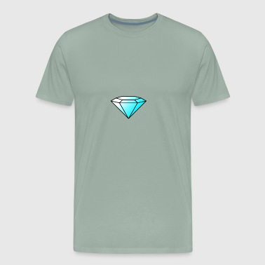 Expensive Diamond - Men's Premium T-Shirt