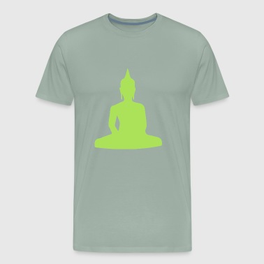 buddhism - Men's Premium T-Shirt