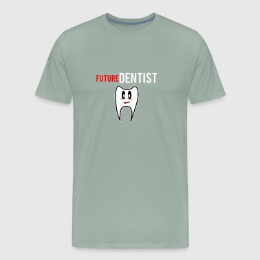 Future Dentist Dental Student Gifts - Men's Premium T-Shirt