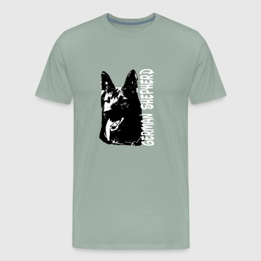 German Shepherd Clothes German Shepherd,Shepherd,Doglover, - Men's Premium T-Shirt
