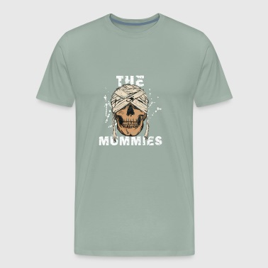 The mummies Halloween - Men's Premium T-Shirt