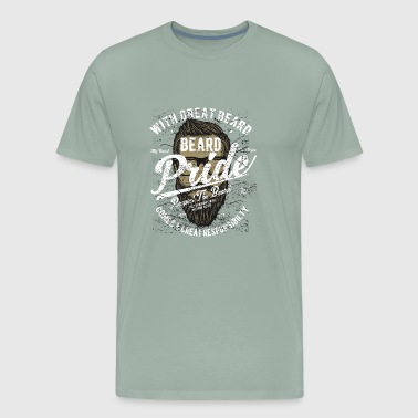 Beard Pride - Men's Premium T-Shirt