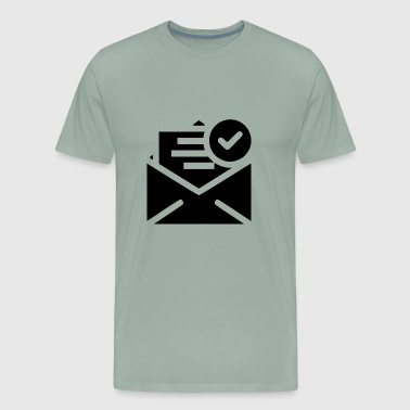 send - Men's Premium T-Shirt