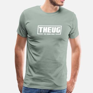 THEUG - THE URBAN GEEK - Men's Premium T-Shirt