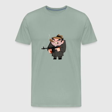 godfather - Men's Premium T-Shirt