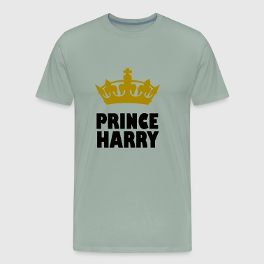 prince harry - Men's Premium T-Shirt