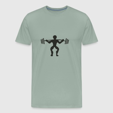 Getting Swole - Men's Premium T-Shirt