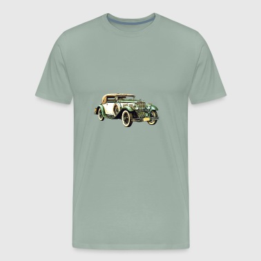 Old car - Men's Premium T-Shirt