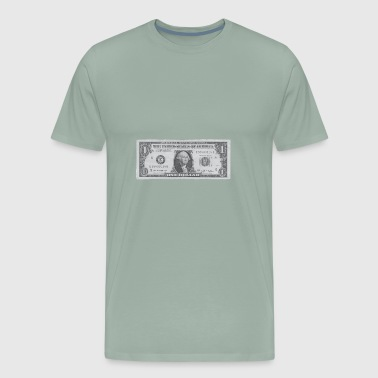 Dollar bill - Men's Premium T-Shirt
