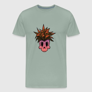 pineapple cartoon 2 - Men's Premium T-Shirt
